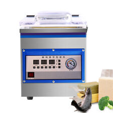 Vacuum Chamber Sealer Food Sealing Machine Commercial Packing Machine 18lh Usa