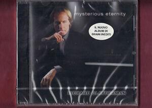 RICHARD-CLAYDERMAN-MYSTERIOUS-ETERNITY-CD-NUOVO-SIGILLATO