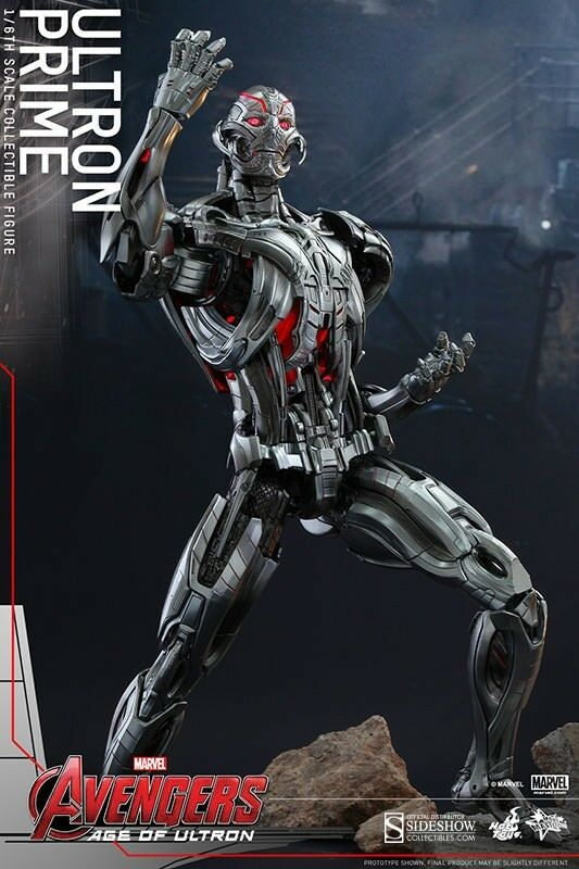 Hot Toys Avengers Ultron Prime MMS284 collectible figure