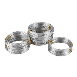 Set di 9 Fili Da Allenamento per Bonsai In Alluminio Anodizzato A 9 Fili co G5Q1