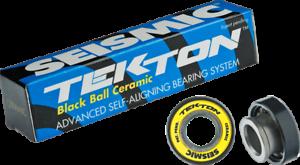Seismic Ceramic Tekton Longboard Kugellager