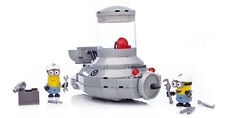 MINIONS DESPICABLE ME - MEGA BLOKS MINION MOBILE VEHICLE 194 PIECES