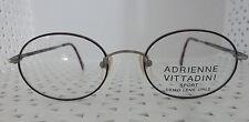 ADRIENNE VITTADINI AV Sport 10 49/19 140 Vintage 80's Glasses Made in Korea (C4@