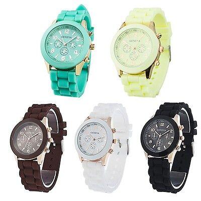 New Arrival Sports Style Women Quartz Wrist Watch Geneva WristWatch Fashion Hot