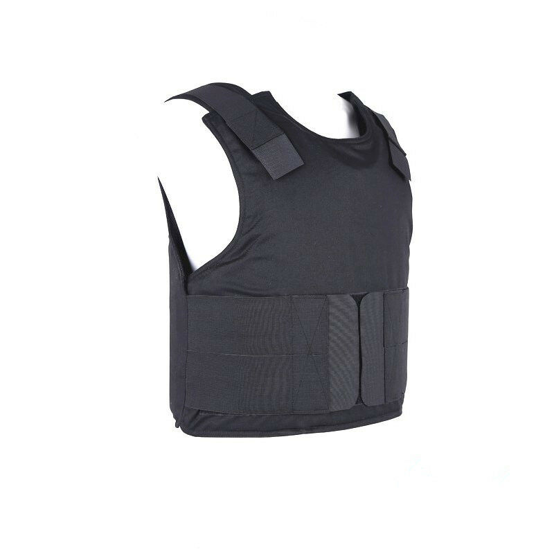 Ballistic Body Armor Vest Concealable NIJ IIIA Self Predection made with Kevlar
