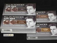 Irene Gari Cover Your Gray Fill-in Powder Hair Color With Procapil For Men Kit.