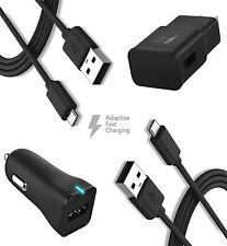 HTC U 11 ( Wall Charger + Car Charger + 2 Type-C Cable) True Digital Adaptive...