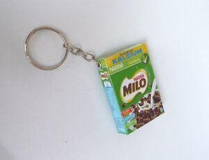 "KIT KAT Chocolate Bar KEYCHAIN Keyring Novelty Indonesia 3D Wide 2/"""