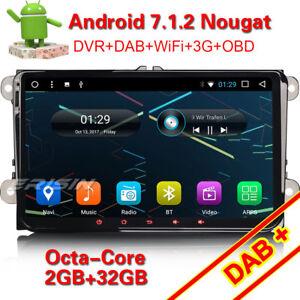 9-034-Autoradio-Fuer-VW-Passat-Golf-Touran-Jetta-Eos-Seat-Android-7-1-GPS-DAB-Navi