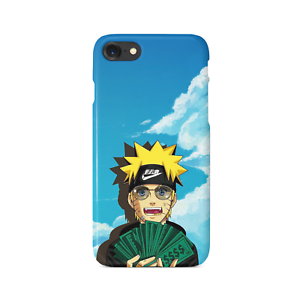 buy online 570c4 47c4f Details about Naruto Shippuden Cash Hypebeast Anime Clouds iPhone Case | US  SELLER
