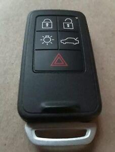 oem volvo c70 s60 s80 v40 v70 xc70 xc90 key fob remote keyless entry