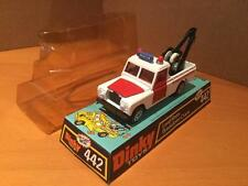 Dinky Toys 442 Land Rover Breakdown Crane Motorway Rescue VNMIB