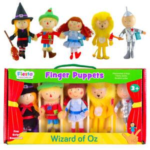Wizard-of-Oz-Finger-Puppet-Set