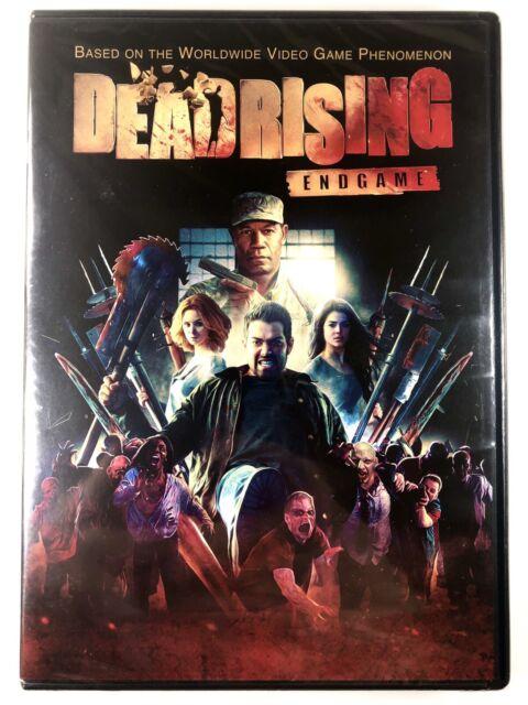 dead rising endgame full movie 2016