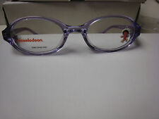 NICKELODEON NIC  DORA 0D25  PURPLE  42-16-120  Eyeglass Frames New