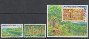 Europa-Cept-1999-Moldova-2v-m-s-mnh-A1802