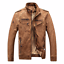 Men-039-s-Genuine-Lambskin-Leather-Jacket-Black-Slim-Fit-Biker-Motorcycle-Jacket-HOT thumbnail 6