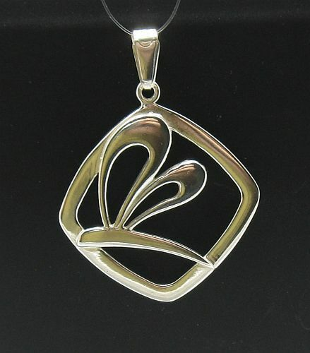 STERLING SILVER PENDANT 925 DRAGONFLY NEW PE000263