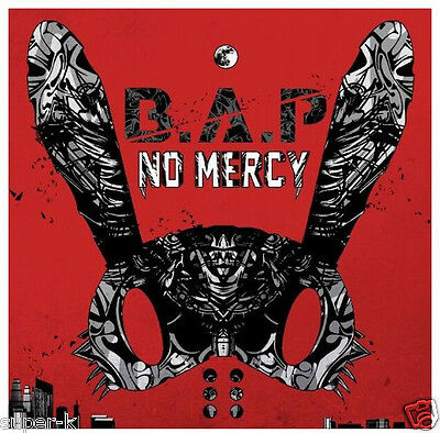 B.A.P Japan 3rd Single [NO MERCY] Type B (CD only) Regular Edition