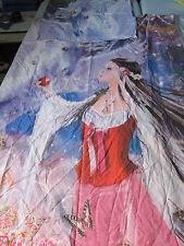 2 tlg Kinderbettwäsche Fantasy Einhorn Elfe Mädchen Kinder Bettwäsche Schmidt