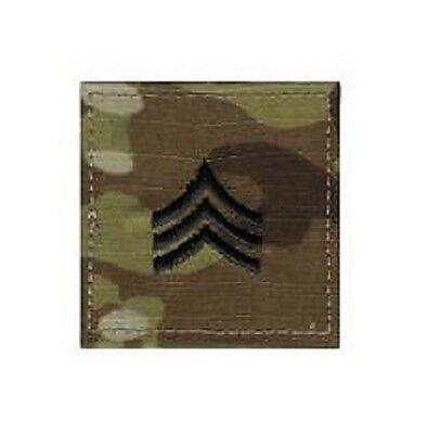 Us Army Ocp Multicam Slip On Sgt Goretex Jacke Parka Dienstgrad Rank Sergeant