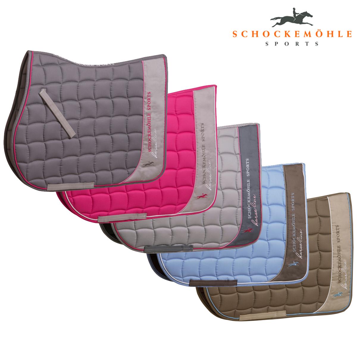 Schockemohle Action Pad D Style Saddlepad FREE UK Shipping