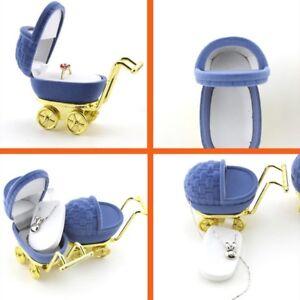 Velvet-Stroller-Ring-Box-Storage-Case-Gift-Case-Jewelry-Display-Holder
