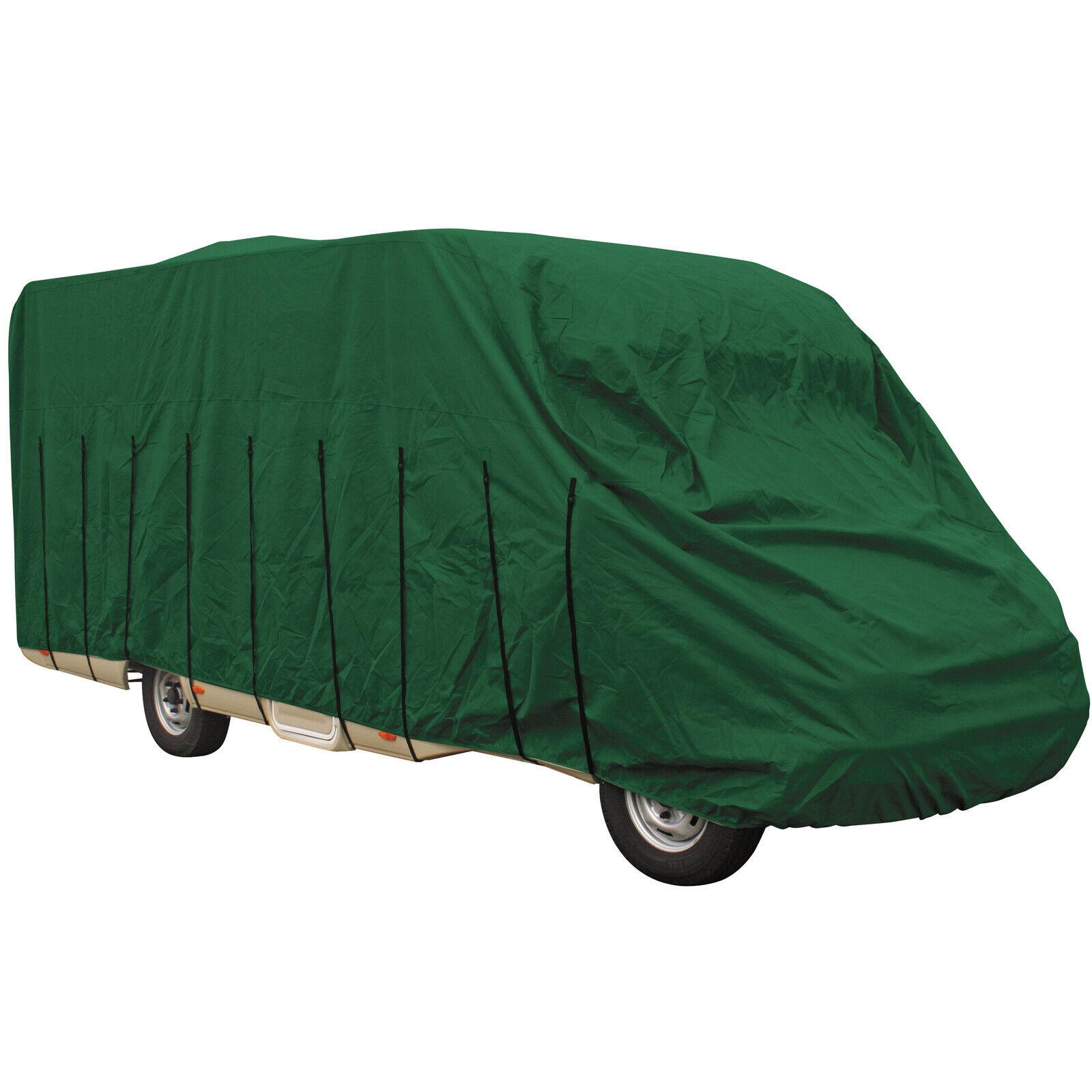Wohnmobil Abdeckung 5,3-8m Schutzhülle Cover Plane Schutzhaube Camper Garage