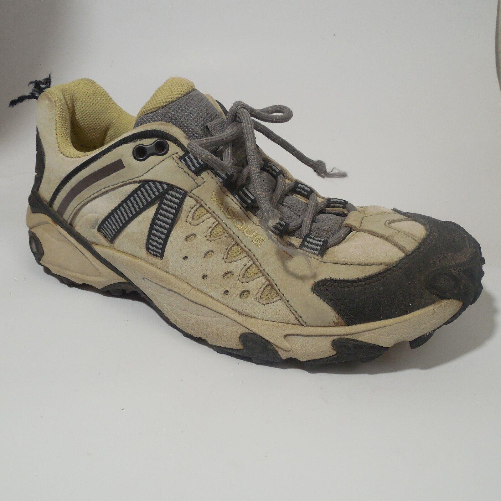 Vasque EcoTread 7347 para mujer Talla 10 Med  Beige Bronceado Negro gris Senderismo Zapato Trail  mejor oferta