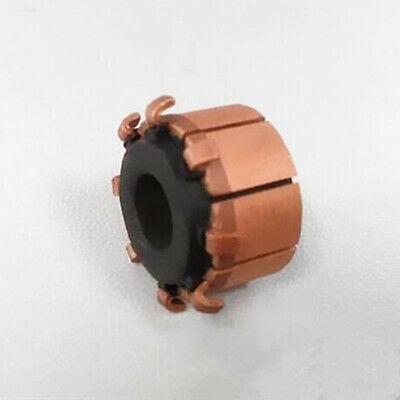 1PC 4.5mm x 16mm x 9.5mm Copper Height Shell Mounted Motor Commutator 20P Teeth