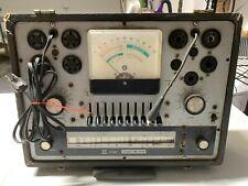 Vintage Knight Kg 600b Vacuum Tube Tester Checker