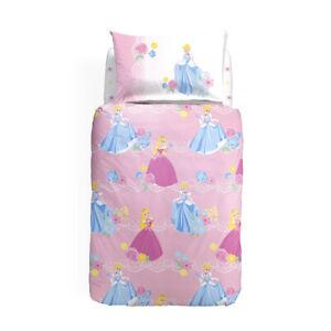 Completo Copripiumino Princess Romantic Disney Caleffi Dimensioni Varie V145 Ebay