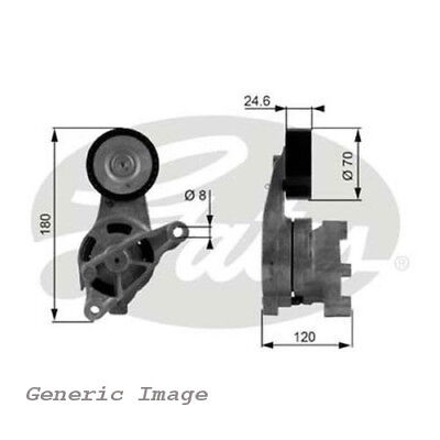 GATES DRIVEALIGN TENSIONER T38278 Next working day to UK