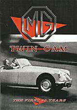 MG MGA TWIN CAM THE FIRST FIFTY YEARS EX186 TRANSVAAL RECORD BREAKERS DELUXE