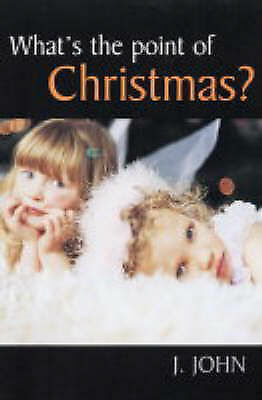 """AS NEW"" John, J., What's the Point of Christmas? (Lion Pocketbooks) Book"