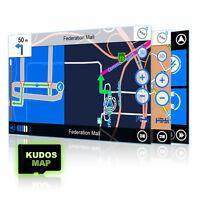 4gb Genuine Micro Sd Gps Navigation Map Car For Dvd Cd Player Monitor Radio Ouku