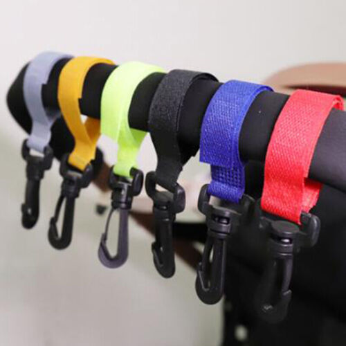 Baby Stroller Accessories Hook Multifunction Black High Quality Pram Bag Hook G2