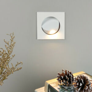 3W LED Wall Fixture Lamp Adjustable Ceiling Light Surface//Flush Mounted Bedroom