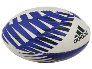 Agrícola web tambor  Adidas All Blacks Graphic Rugby Union Ball Natural Rubber-Size 0-B-Grade |  eBay