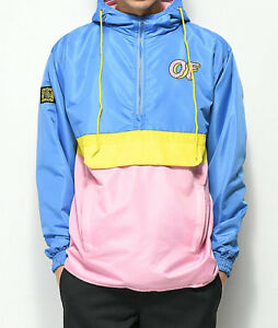 3f0a73c1c420 Image is loading new-Odd-Future-Color-Block-Yellow-Pink-amp-