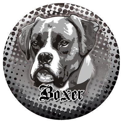 Suche Nach FlüGen Deutscher Boxer Max Hunde Sticker Aufkleber - Molosser Wetterfest Dub Gute WäRmeerhaltung