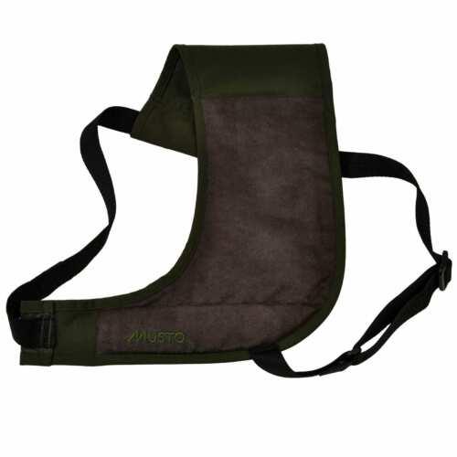 Musto D30 Recoil Shield Dark Moss-Bnwt