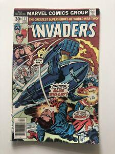 The-Invaders-11-Dec-1976-Marvel-Vintage-Rare-Avengers-High-Grade