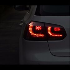 LED Tail Lights Rear Lamps Tail Lamps For Volkswagen Golf 6 VI R20 2010~2012