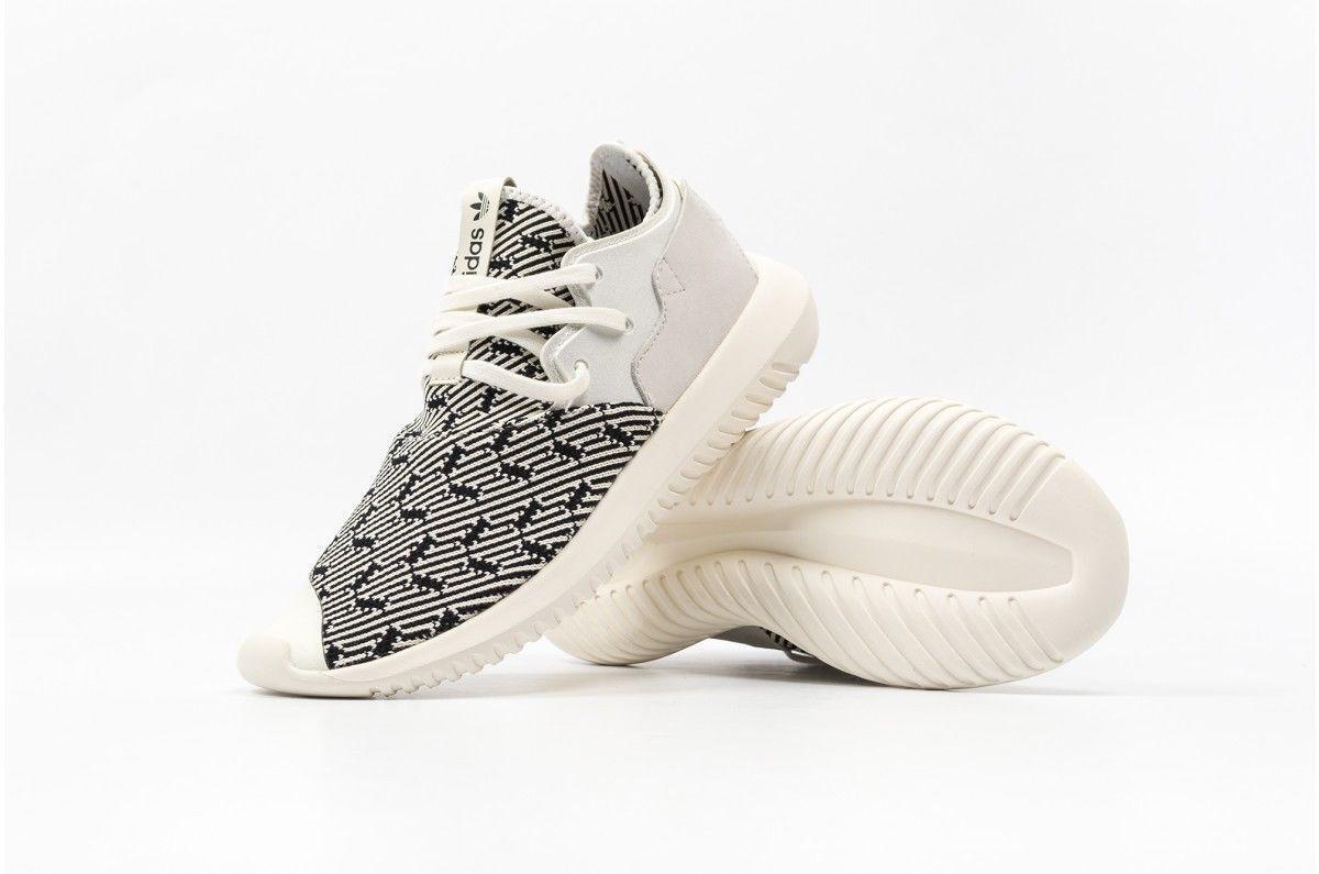 Adidas Originales Para Damas Tubular enrojoar Primeknit entrenadores S76547