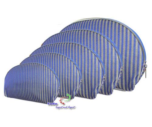 5tlg Set  Schmucktasche Kulturtasche Geldbörse Schminktasche Kosmetiktasche