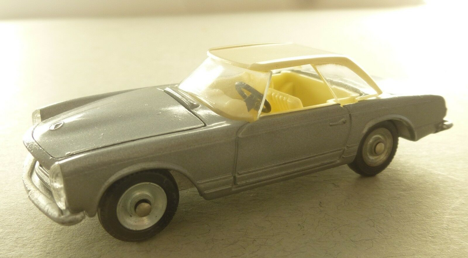 French Dinky Toys Mercedes Benz 230SL 1960's French Two Door Sports Car