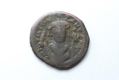* Tiberius Ii - Offizin B Dinge Bequem Machen FüR Kunden J Nikomedia Constantinus * Follis 7 580-81