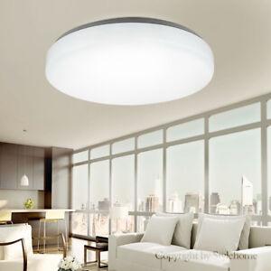 Détails sur Style Home 12-22W LED Plafonnier Suspension Lampe pour Salle de  Bain Couloir