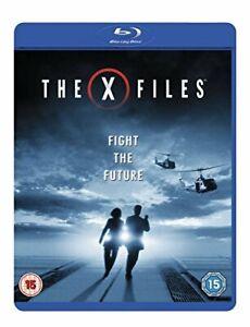 Los-archivos-X-pelicula-luchar-contra-el-futuro-Blu-ray-1998